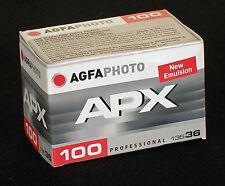 AGFA Pan 100  APX 135/36  Kleinbildfilm  10 Stück
