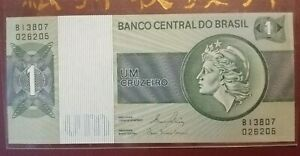 Brasil 1 Cruzeiro 1972-80 (UNC)