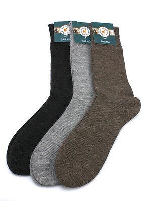 Alpaca Dress Socks