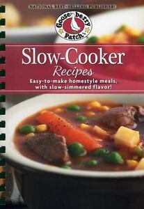 gooseberry patch superfast slow cooking book everyday cookbook collection