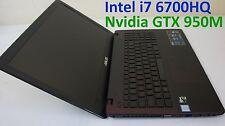 ASUS Gaming X550VX-MS71 Core i7-6700HQ, 1TB, 8GB, nVIDIA GTX950 2GB, WebCam W10