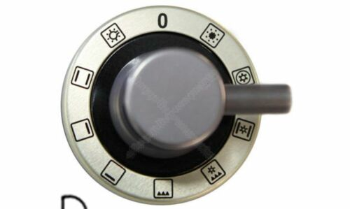 SELECTOR KNOB  G//303//05//08 P90BMP 6640CMP 900WMP-I ILVE OVEN FUNCTION