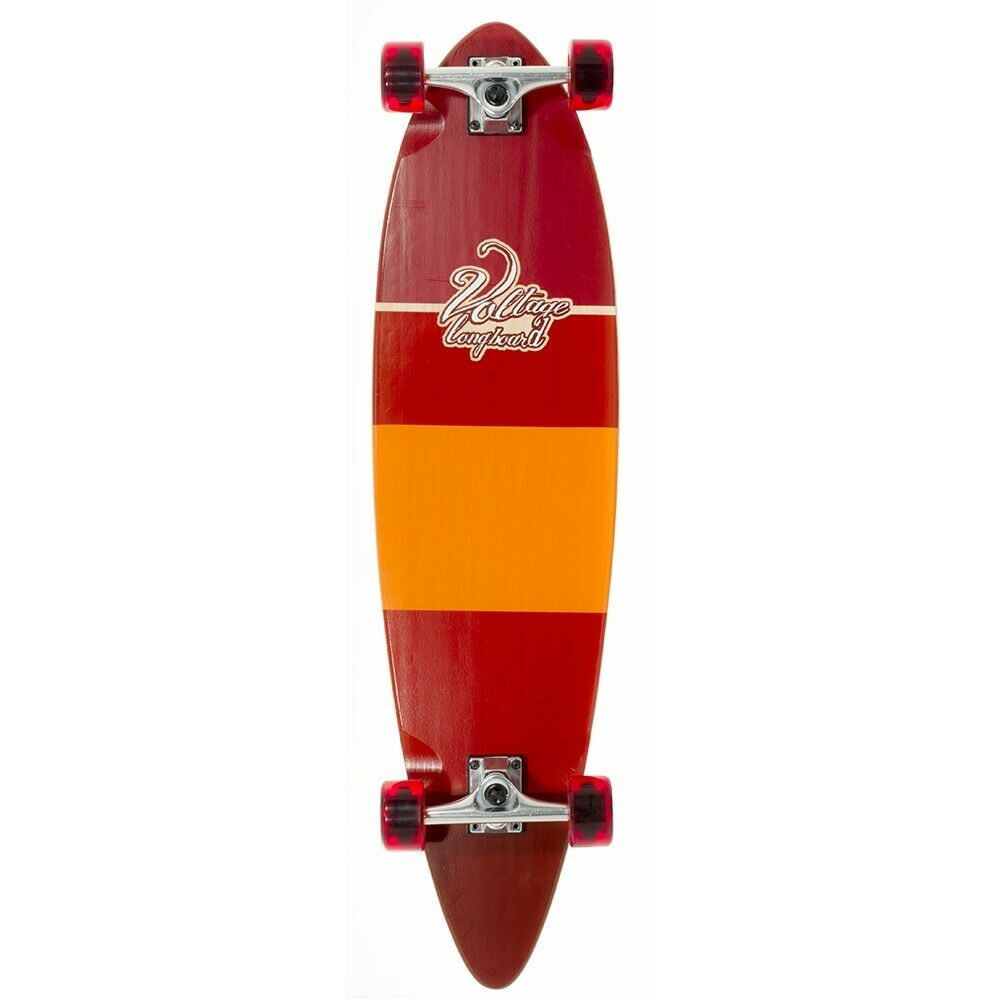 Voltage LargoTablero Stubby  Pintail rojo  en stock