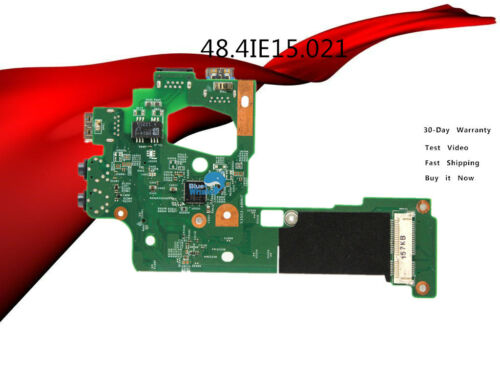 for Dell Inspiron 15R N5110  LAN Audio USB Port Board 48.4IE15.021