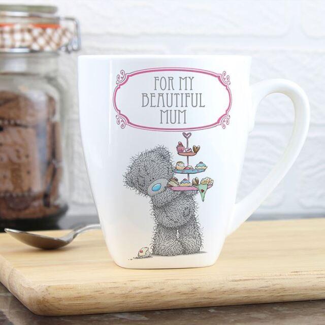 Me to You Christmas Personalised Name /& Message Mug Xmas Gift Tatty Teddy