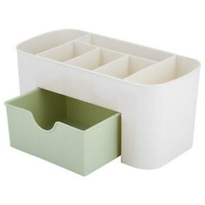 Desktop-Storage-Box-Home-Desk-Makeup-Storage-Box-Organizer-Drawer-Holder-New
