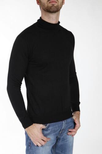 Alessandrini A Uomo Maglia Sweater Nero Lana Fm53121a3306 i 1 Daniele qCWtPn5