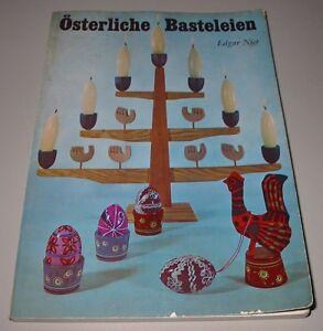 Osterliche-Basteleien-Edgar-Nist-Ostern-Buch-gebraucht-1967