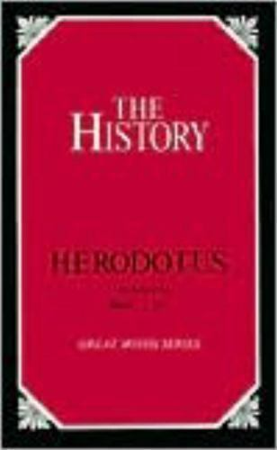 The History by Henry Cary; Herodotus