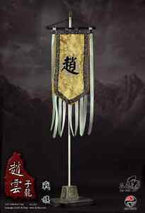 1/6 303 Toys China Three Countries Zhao Yun (Zilong 子龍) Flag for Action Figure