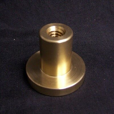 "1 1/4"" 4 Pitch Left Hand Flange Type Acme Bronze Nut"