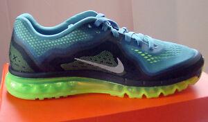 Air 621077 Argenté Chaussures Nib Nike Sz Bleu Course Hommes 403 Max Reflctve w5BnnACxq