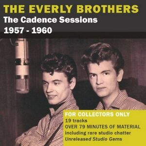 The-Everly-Brothers-The-Cadence-Sessions-1957-1960-NEW-CD