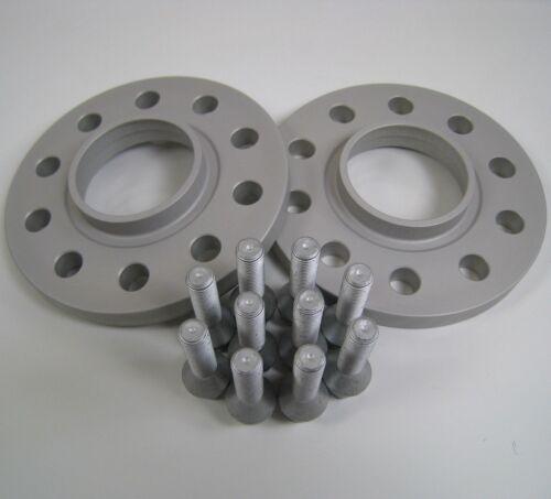 Radschrauben ABE SPURVERBREITERUNG 30mm für AUDI A4 Typ B8 inkl