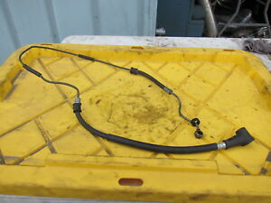 2001-Suzuki-SV650-OEM-REAR-BACK-BRAKE-HOSE-FLUID-LINE