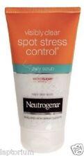 Neutrogena Visibly Clear Spot Stress Control Daily Scrub 150ml UK STOCK