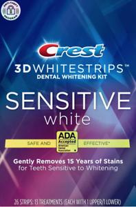 Crest-3D-White-strips-Sensitive-Teeth-Whitening-Kit-13-Treatments-Exp-09-2022