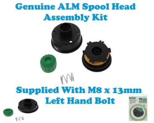 QUALCAST GDB30B ALM SPOOL HEAD ASSEMBLY KIT M8 X 13MM