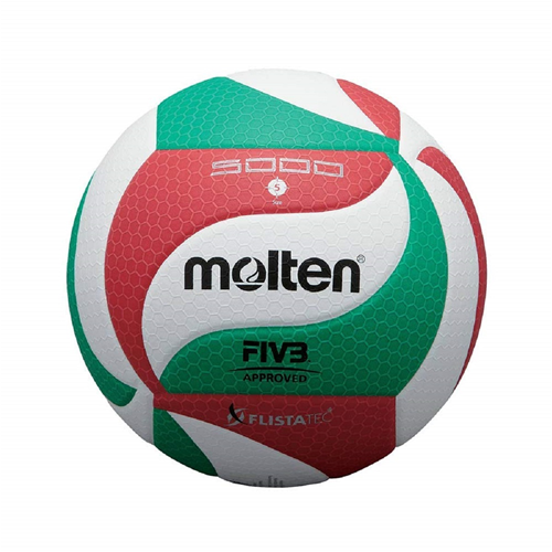 Molten Balle Volley-Ball V5m5000-it Flistatec Pu Fivb Approved 05.5.012