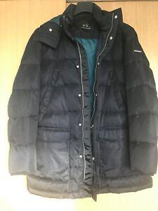 Armani-Exchange-Gents-Down-Jacket-BNWT-Size-L