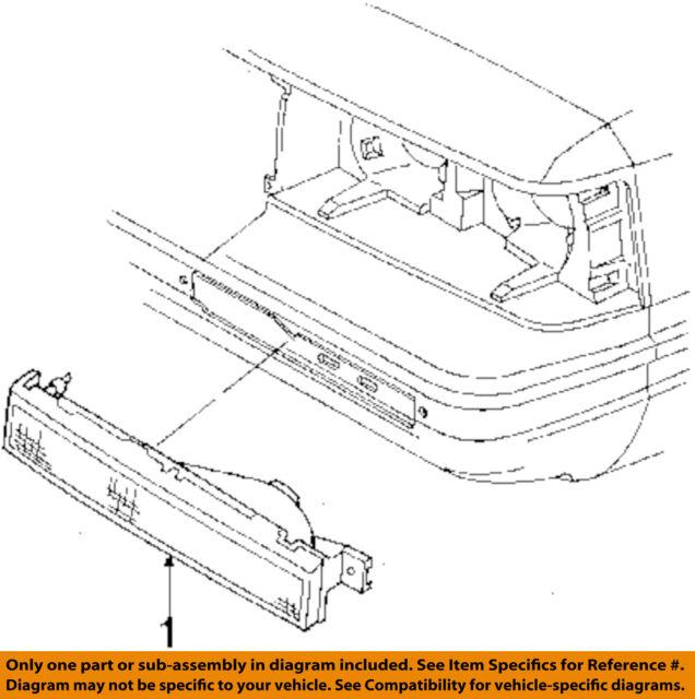 Cool Oldsmobile Gm Oem 90 96 Cutlass Ciera Parking Light Left 5976197 For Wiring Database Lukepterrageneticorg