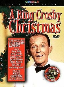 Bing Crosby Christmas.A Bing Crosby Christmas Dvd 2000 Collectors Edition