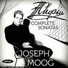 Die Klaviersonaten von Joseph Moorg (2016)