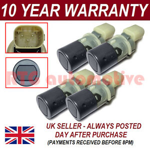 FOR BMW 3 SERIES E46 PDC PARKING DISTANCE REVERSE SENSOR 3 PIN NEW 1PS0401S