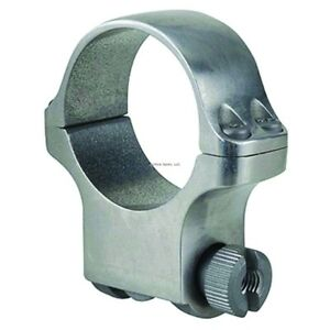 Ruger-Scope-Mount-Single-Ring-30mm-Tube-52mm-Obj-High-SS-Stainless-Steel-90286