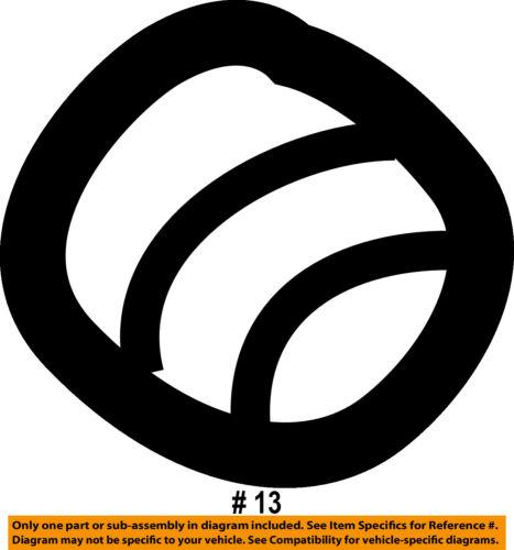 CHRYSLER OEM Hood-Support Rod Bushing 4880116AA