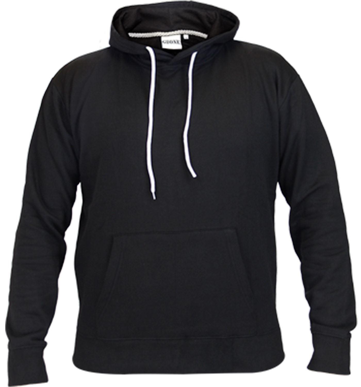 Women Ladies Plain Pull Over Hooded Top Fleece Casual Hoodie Sweatshirts S~XXXL
