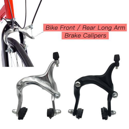 Aluminum Bicycle Brake Caliper Set Front /& Rear C Brake Road Bike Brake Z7L0