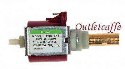 Pompa Ulka MODEL E type EX4 Specifica Per Macchina Caffe Lavazza Pininfarina EL