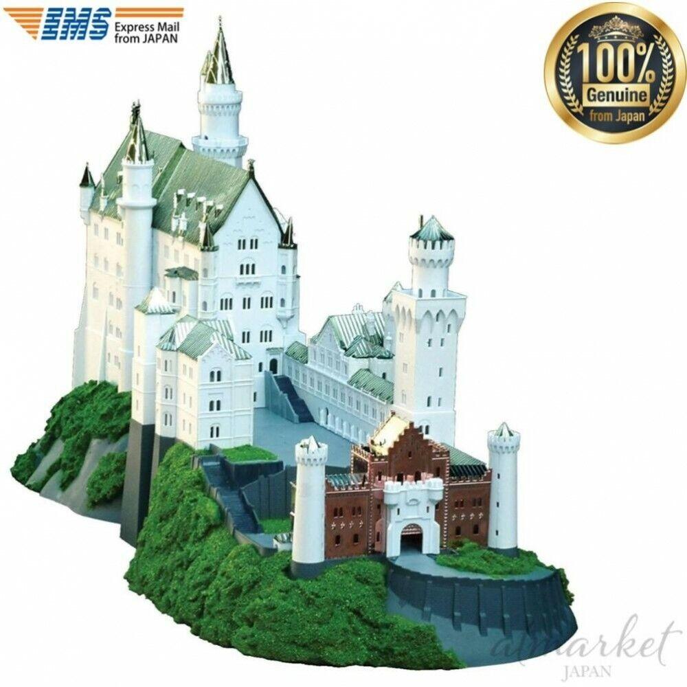 Doyusha Alemán Antiguo Castillo Modelos Plástico Nsg 1 220 Neuschwanstein Japón