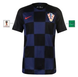 Details zu Trikot Nike Kroatien WM 2018 Away [140 XXL] Croatia Hrvatska