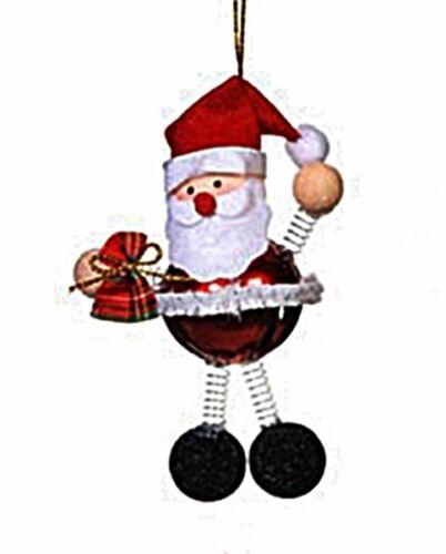 Mrs Claus Rudolph DARICE DIY JINGLE BELL ORNAMENT KIT CHOOSE: Santa Elf