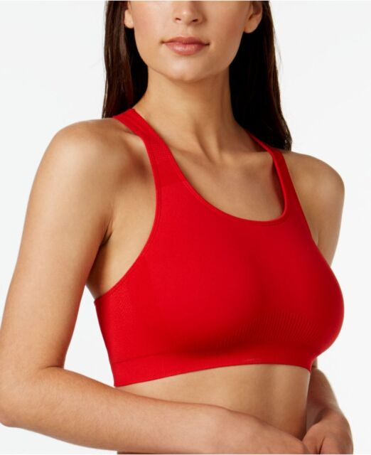 ef74b087cce71 Wacoal Womens Seamless Sport Bra 852243 Chinese Red Small for sale ...