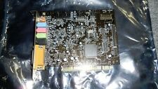 Sound Blaster Live! 5.1 PCI WITH DRIVERS FOR Win 7, 8 and 10 !