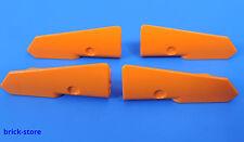 LEGO® technic Nr- 6022767 / 6022768 Panel  orange  / 21+22 je 2 Stück