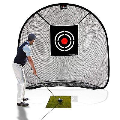 Galileo Golf Net Golf Hitting Nets for Backyard Driving ...