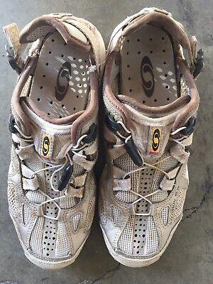Damen Salomon contagrip yys Athletic Trail Wandern Schuh 7.5 FoUWh