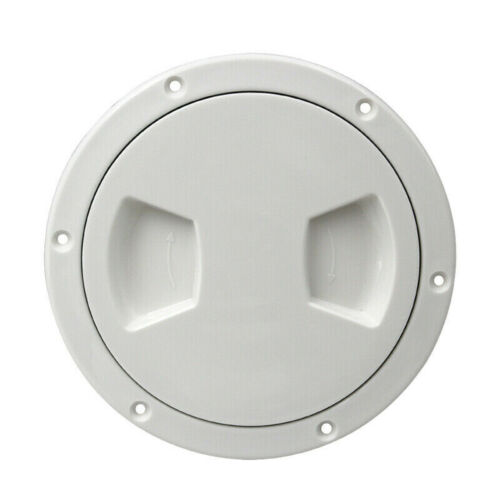 5 Inch Round Access Hatch Deck Cover Lid For Marine-Boat Yacht Inspection