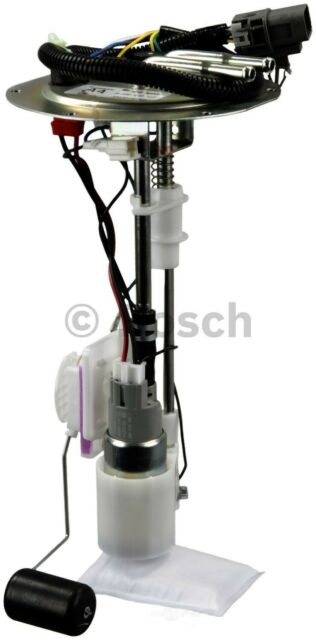 Fuel Pump Hanger Assembly Bosch 67992 fits 95-97 Nissan Pickup 2.4L-L4