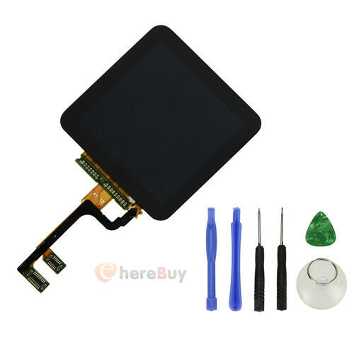 For Apple iPod nano 6th generation LCD Touch Digitizer Lens Screen Assembly TL