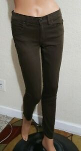 Brown Madewell ~ Kvinder X 28 Skinny PZw7qg