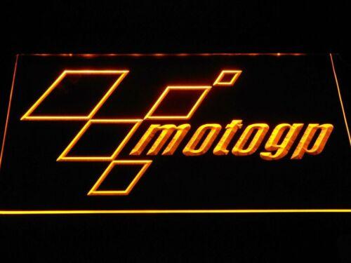 Motogp Grand Prix Motorcycle Racing LED Neon Sign Lights 7 Color Decorative
