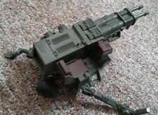 HAL 1982 Gi Joe ARAH Complete vintage GUN vehicle/playset LASER CANNON NM lot