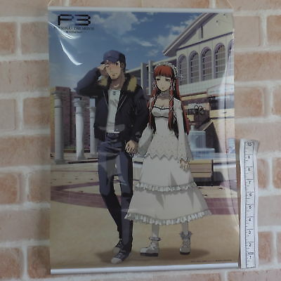 #M717 PRIZE Anime Character acrylic Tapestry  Persona