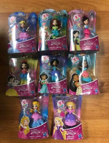 Principessa Disney Nuovo di Zecca PICCOLO REGNO snap-in bambole varie BAMBOLE