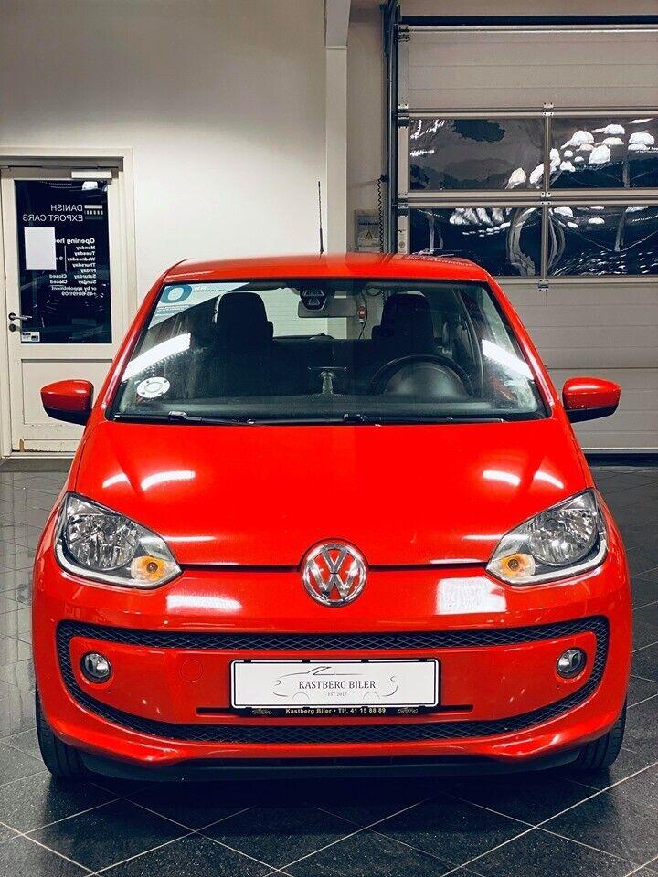VW Up! 1,0 75 Move Up! BMT Benzin modelår 2013 km 111000